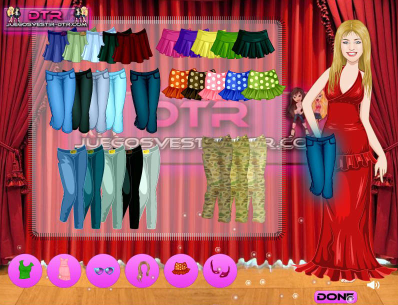 Hannah montana dress up games sexy