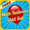 Math Balloons Addition Subtraction