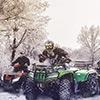 4×4 Winter ATV