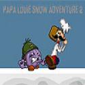 Papa Louie Snow Adventure 2