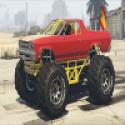 Monster Truck Marshall Spain