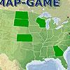 USA Map Game